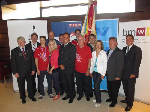 World Skills 2013: Gold für Österreich!