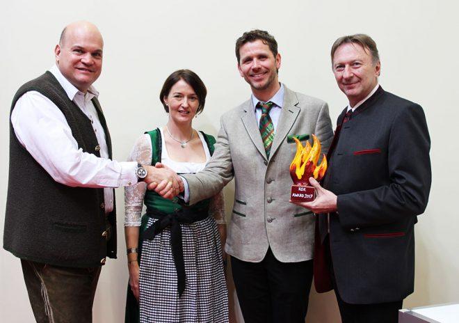 KOK Award für ausgezeichnete Lehrlingsarbeit